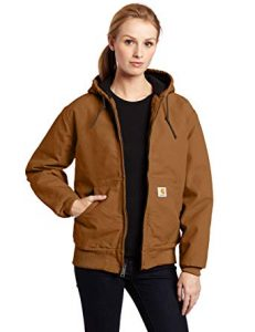 Carhartt Women's- WJ130 Lined Sandstone Active Jacket