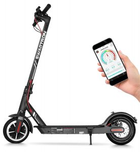 Swagtron Swagger 5 Foldable and Elite Portable Electric Scooter