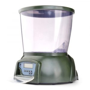 Flexzion Digital Automatic Programmable Fish Feeder