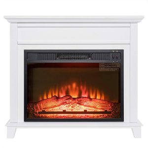 Golden Vantage 32 inches Freestanding Electric Fireplace