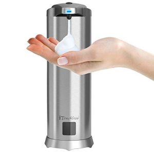 iTouchless Ultraclean Foam Soap Dispenser with Automatic Sensor
