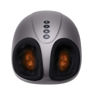 MARNUR Shiatsu Rolling and Air Compression Foot Massager