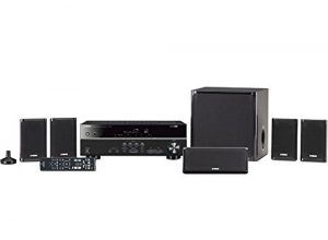 Yamaha YHT-4930UBL Bluetooth 5.1-Channel Home Theater