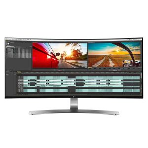 LG 34UC98 Curved 34-Inch UltraWide Monitor