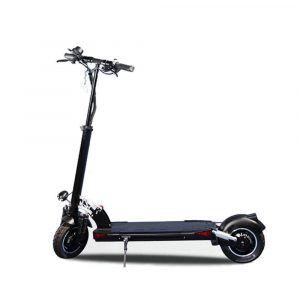 NanRobot D5+ Lightweight Foldable 2000W Electric Scooter