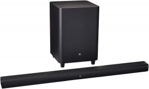 JBL Bar 3.1 Home Theater Wireless Subwoofer with Bluetooth