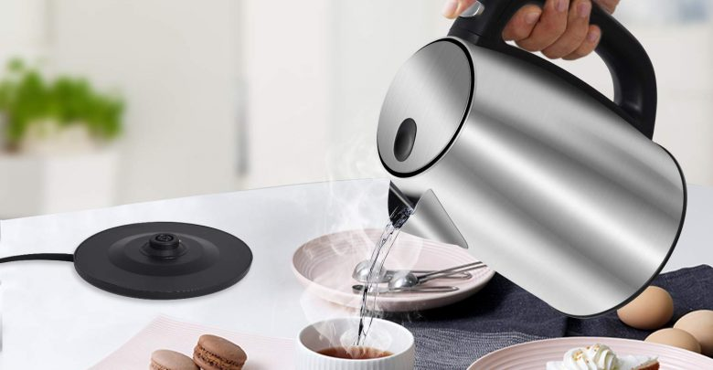 Photo of Top 10 Best Electric Water Kettles in 2019 – Reviews