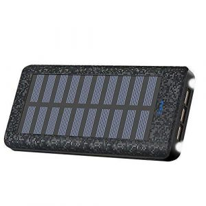 Be-Charging Solar Power Bank