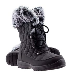 ArcticShield Women's Anna Warm Winter Snow Boots