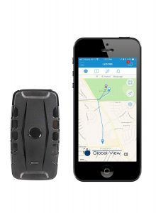 Global-View.Net- Hidden Magnetic GPS Car Tracking Device