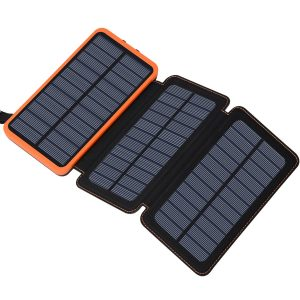 FEELLE Solar Power Bank