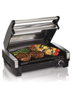 Hamilton Beach (25361) Searing Grill, Electric Indoor Grill
