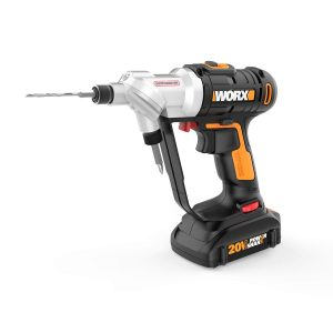WORX WX176L Switchdriver 2-in-1 Cordless Drill:Driver, 2 Speed Motor