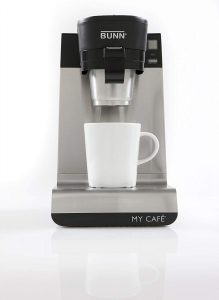 Bunn MCU Multi-Use Single Cup Home Coffee Brewer