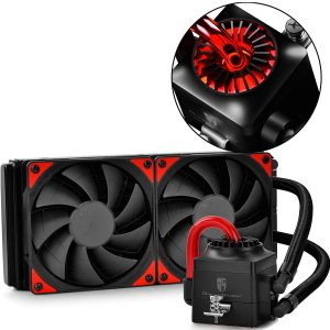 DEEPCOOL Captain 240EX AIO Liquid CPU Cooler