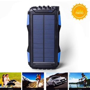 Kiizon Solar Power Bank