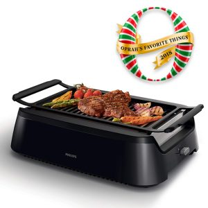 Philips Smoke-less HD6371:94 Indoor BBQ Grill