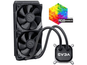 EVGA CLC 240 Liquid-Water CPU Cooler