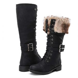 Global Win Women's Fashion Winter Boots