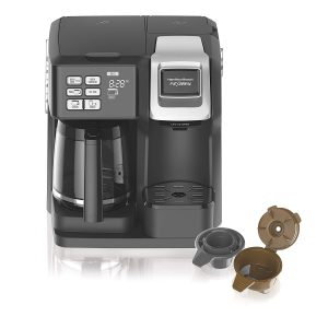 Hamilton Beach (49976) Full Coffee Pot FlexBrew Coffee Maker