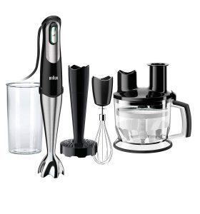 Braun MQ777 Multiquick 7-Speed Hand Blender