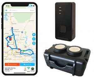 Optimus Tracker GPS Tracker with Twin Magnet Case