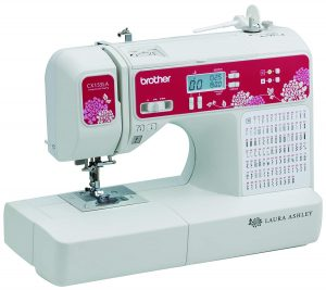 Brother Sewing Laura Ashley Limited Edition Sewing & Quilting Machine