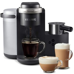 Keurig K-Cafe K-Cup Dishwasher Safe Coffee Maker