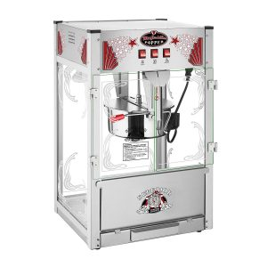 Majestic Popcorn Machine 7.5 Gallons Commercial Popcorn Machine