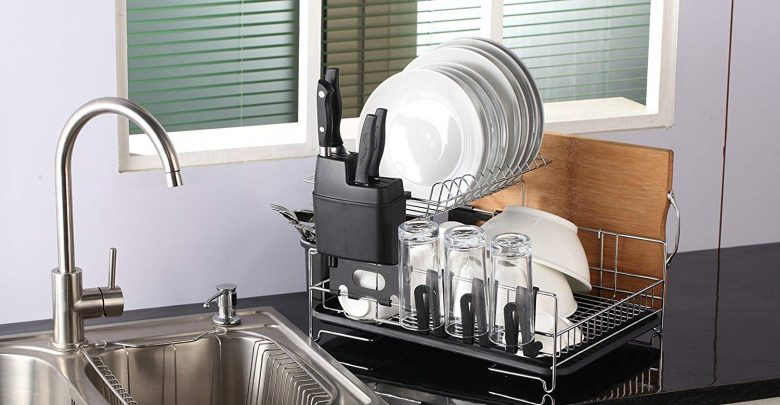 Photo of Top 10 Best Dish Rack in 2020 – Reviews