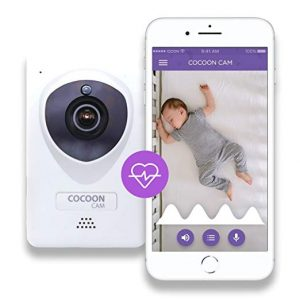 Cocoon Cam  - Updated Version Baby Monitor with Breathing Monitoring