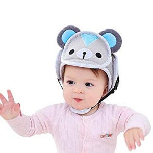 Doubmall Baby Adjustable Safety Helmet