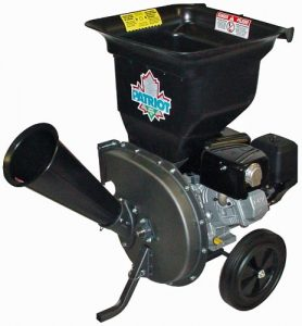Patriot Products Briggs & Stratton Gas-Powered Wood Chipper