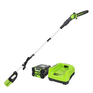 Greenworks PRO Cordless Pole Saw