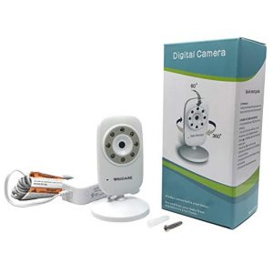 Willcare-Newborn Baby Monitor with Two-Way Audio and Night Vision Camera