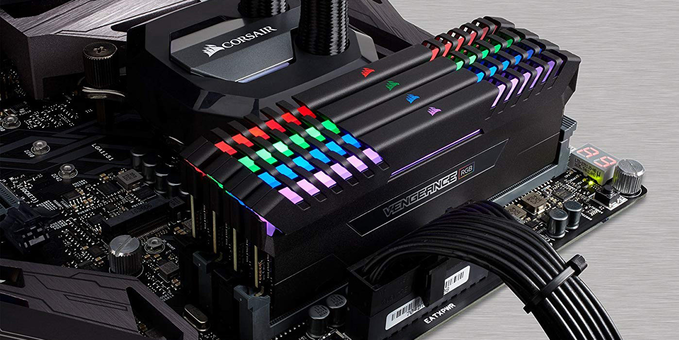 RGB Rams for Computer
