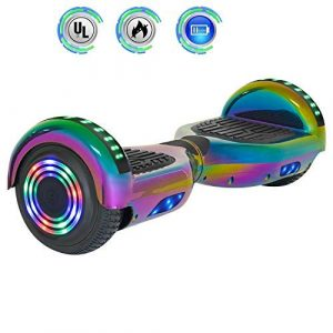 NHT 6.5-inch Aurora Hoverboard