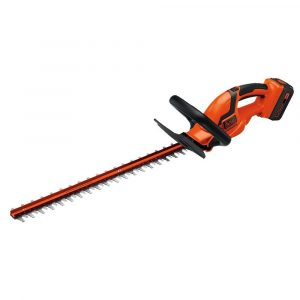 BLACK+DECKER 40-Volt LHT2436 High-Performance Hedge Trimmer