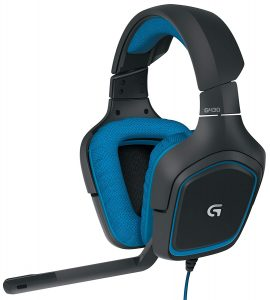 Logitech X and Dolby Surround Sound Gaming Headset