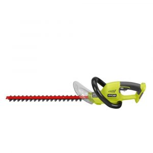 Ryobi Dual Action 18-Inch Cordless Hedge Trimmer