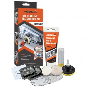 Visbella DIY Headlight Restoration Kit