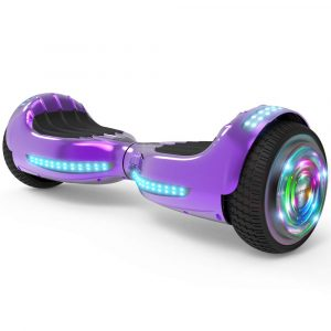 Hoverheart Hoverboard with Bluetooth speakers