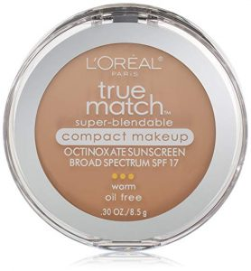 L'Oréal Paris 0.3 oz. Super-Blendable Compact Makeup