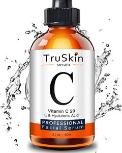 TruSkin Naturals Vitamin E Vitamin C Serum for Face