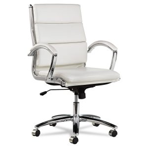 Alera ALENR4206 Mid-Back Neratoli Swivel and Tilt Chair