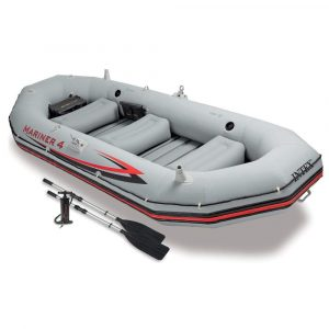 Intex Mariner Inflatable Boat Set