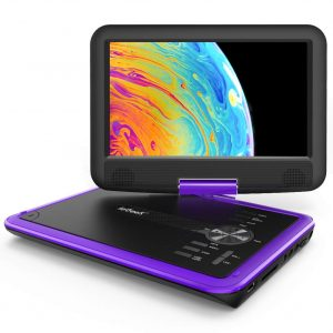 ieGeek 11.5 inches Portable DVD Player