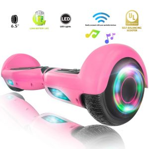 Top 10 Best Bluetooth Hoverboards With Led Lights In 2020 Review Self Balancing Scooter Buythe10