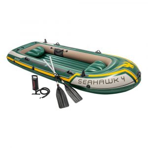 Intex Seahawk Inflatable Boat Set