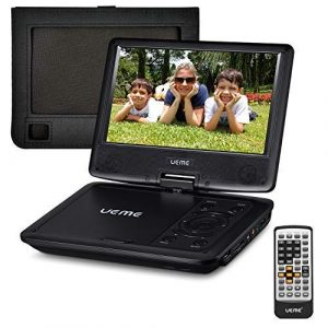 UEME 9-Inch Portable DVD CD Player